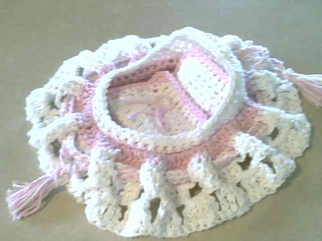 crochet:: doll bed/purse yarnchick40