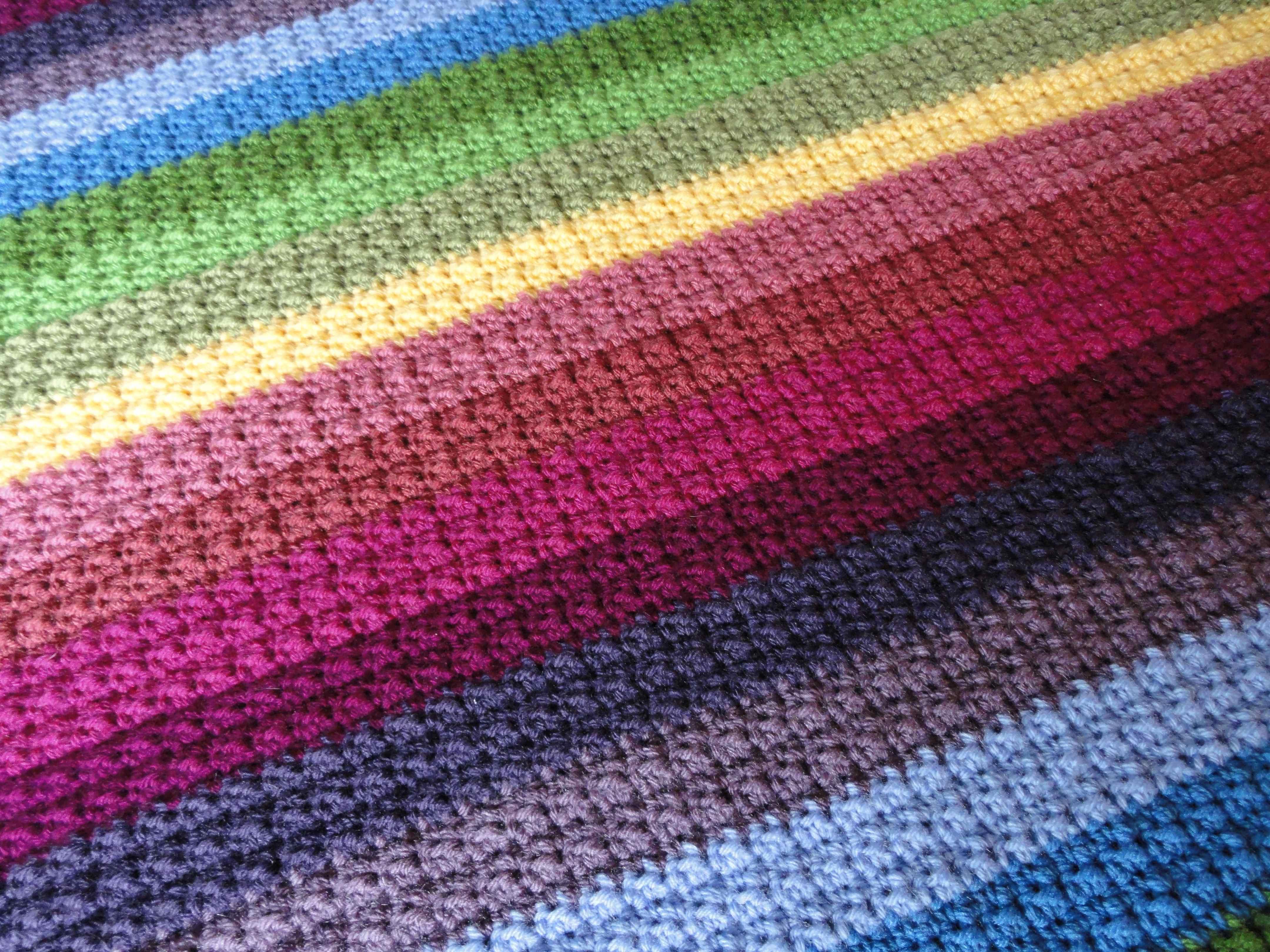 crochet:: dreamy layers afghan – yarnchick