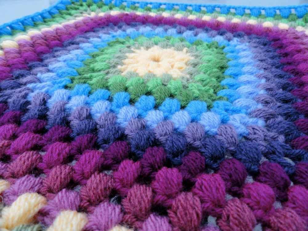 crochet::  hawaiian granny square pattern (2/2)