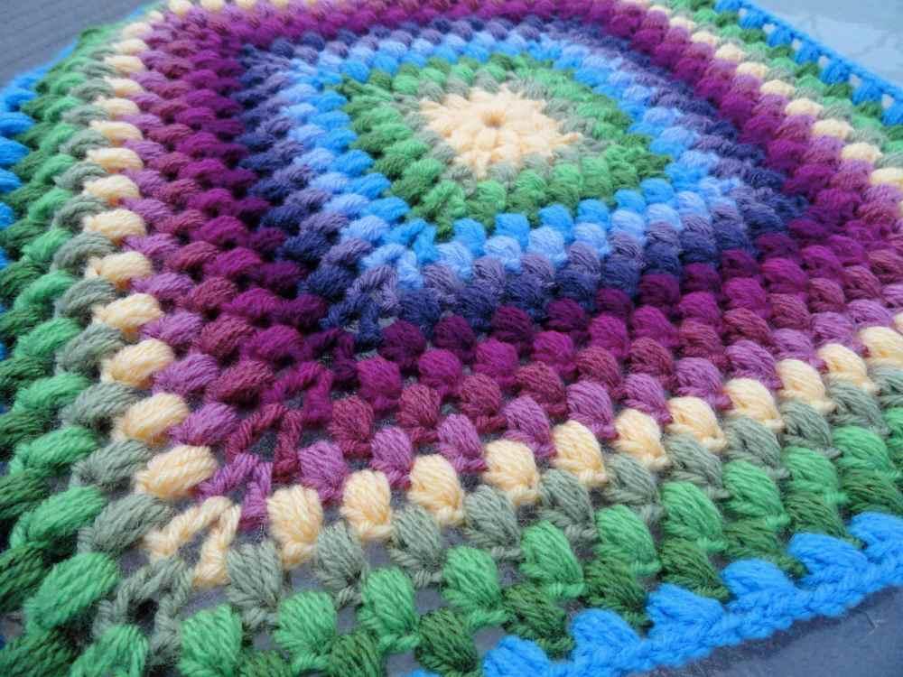 crochet::  hawaiian granny square pattern (1/2)