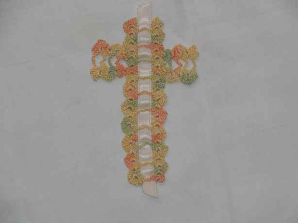 bookmark cross