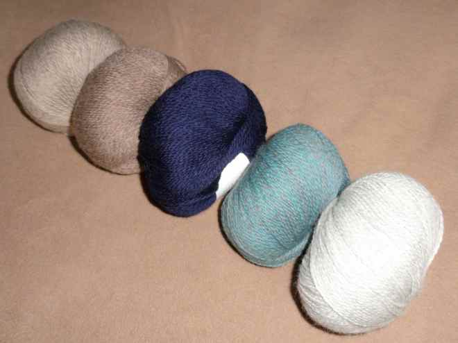 yarn give away
