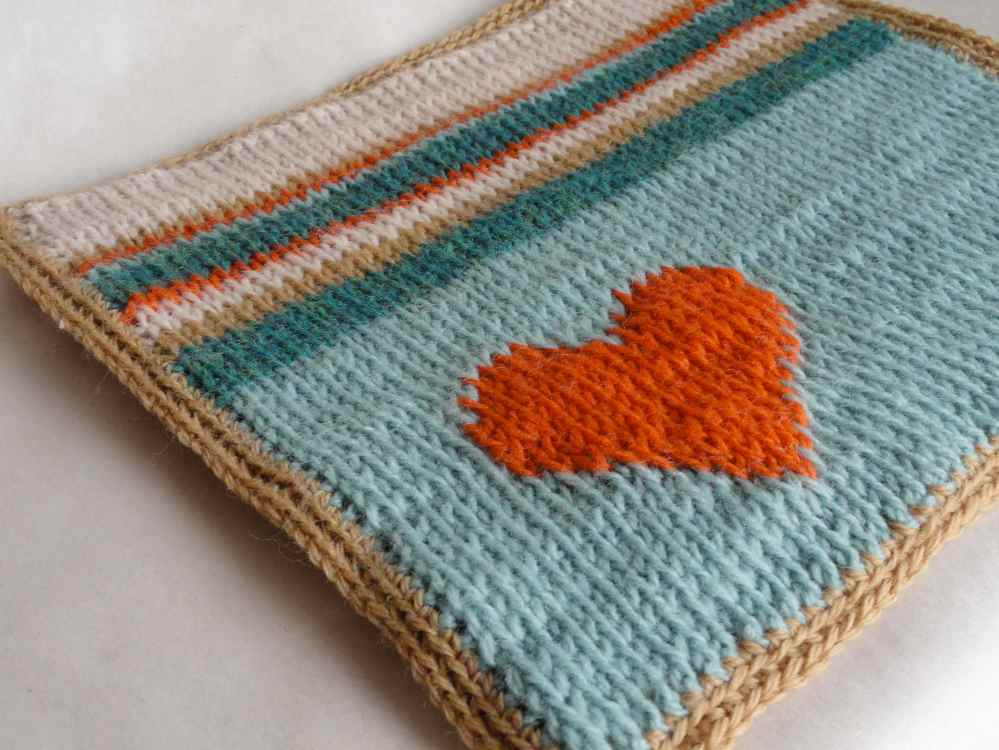 tunisian colorwork potholder 3