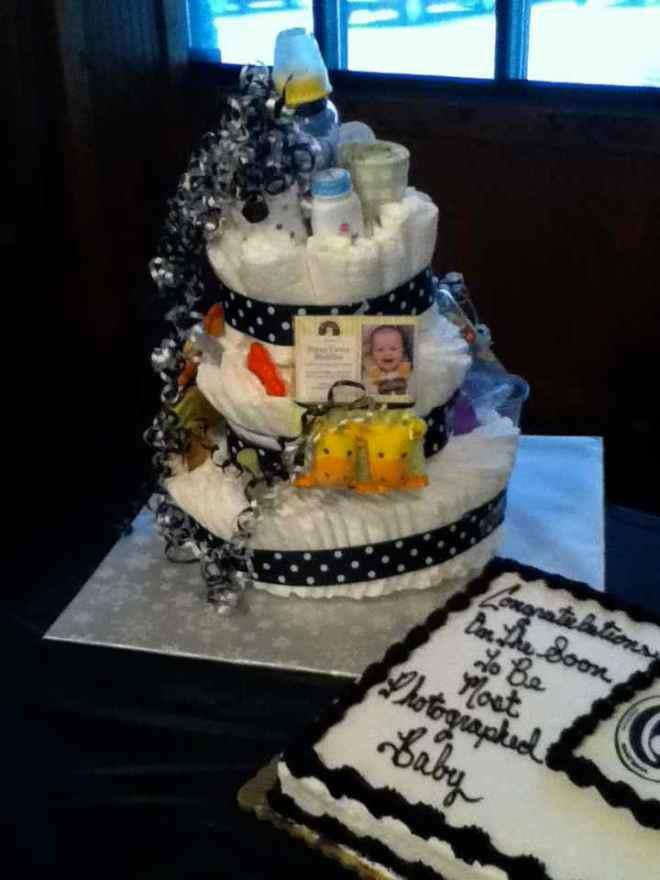 diaper cake 2