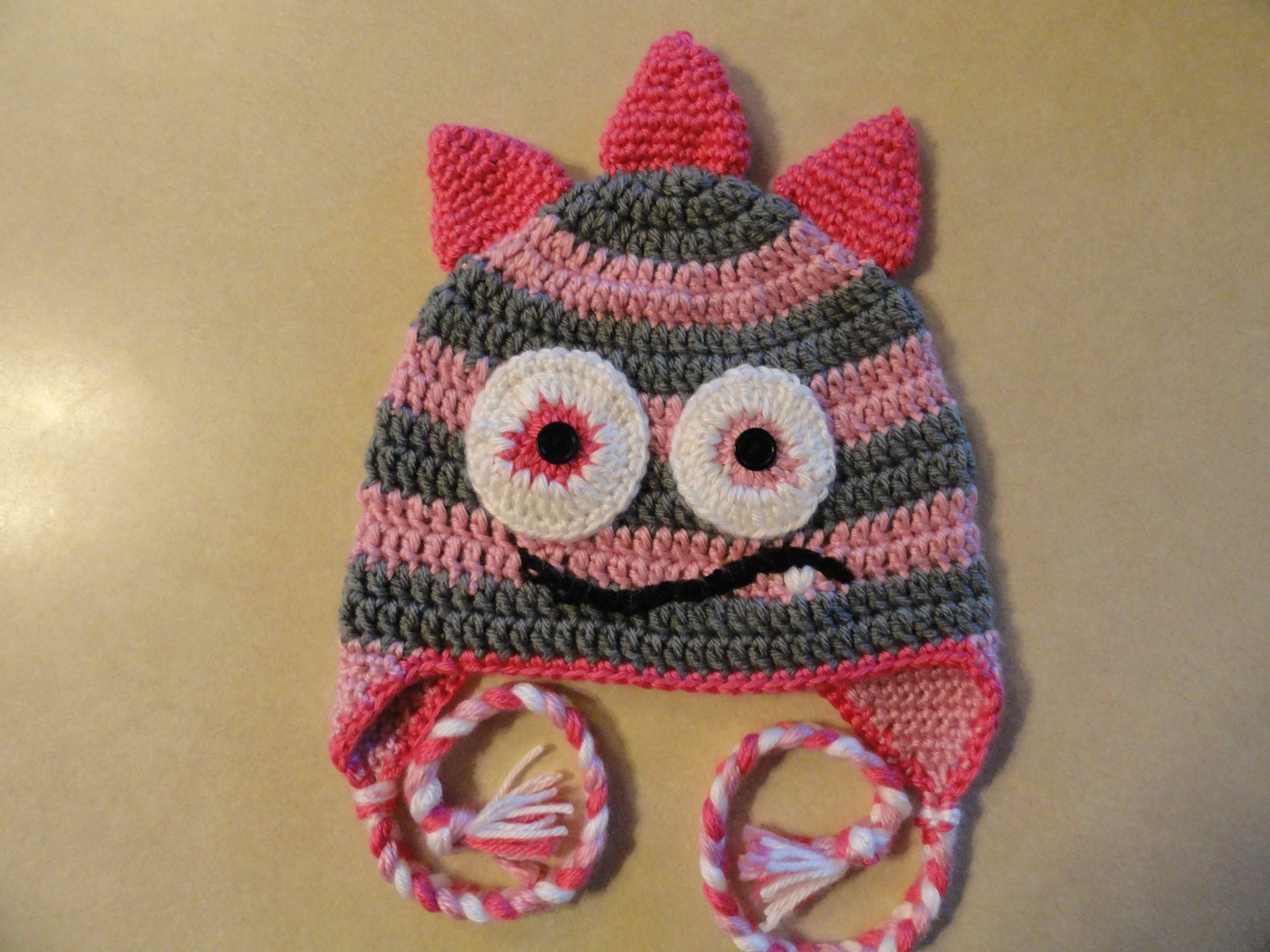 crochet:: monster hats – yarnchick