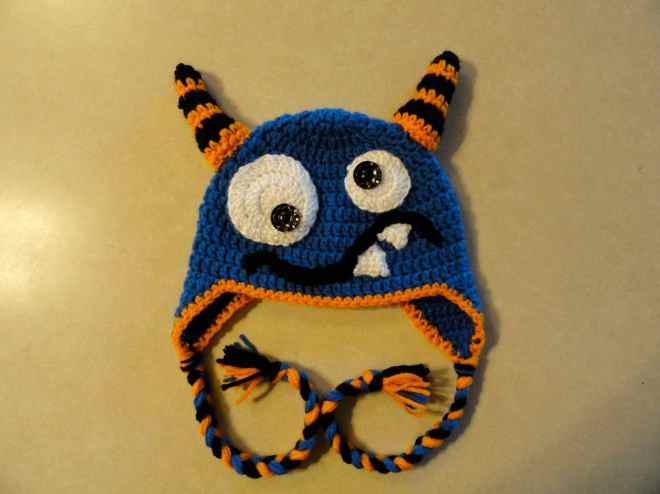 monster hat 2