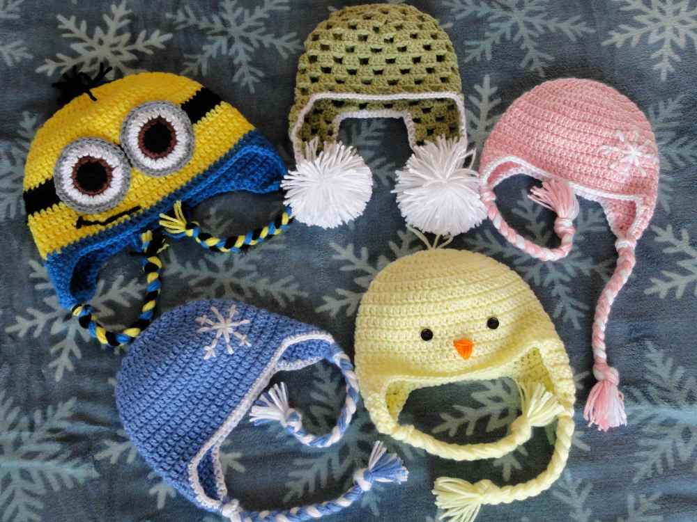 crochet:: welcome to the new year (1/2)