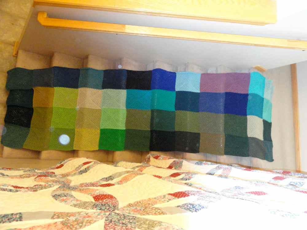 crochet:: an afghan update