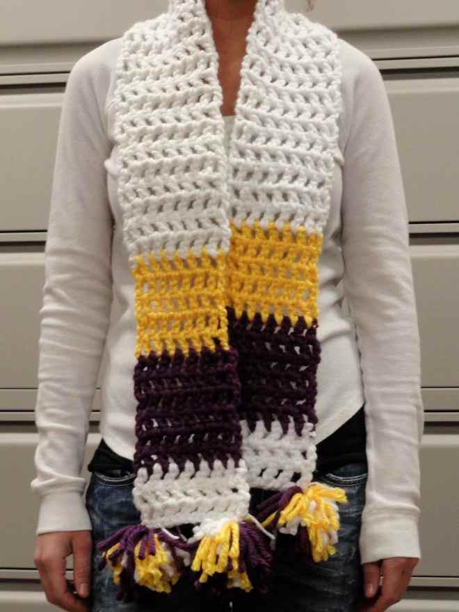 viking scarf