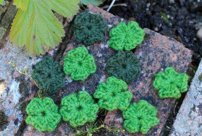 Crochet Clover