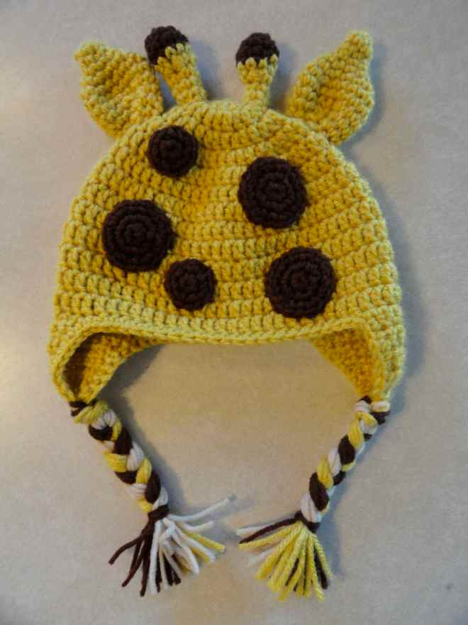 giraffe hat 2
