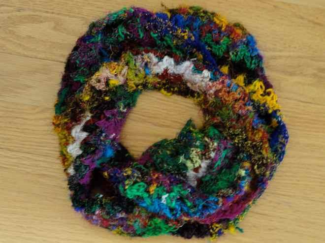 sari silk scarf 3