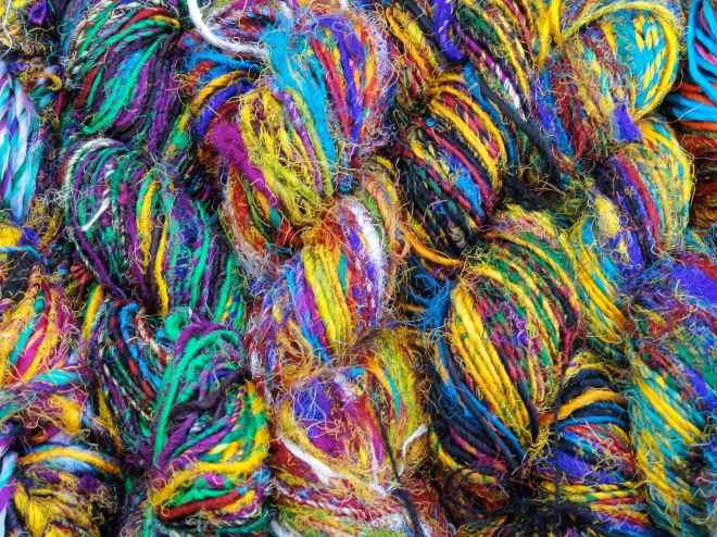 sari silk yarn 3